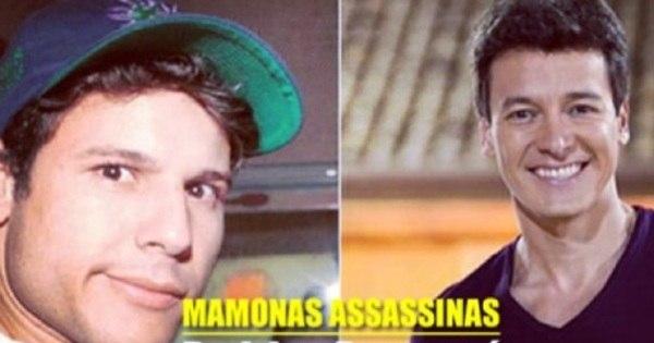 Rodrigo Faro confirma que vai interpretar Dinho dos Mamonas Assassinas em filme sobre a banda