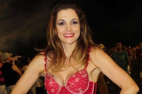 Luiza Ambiel diz a jornal que está com vontade de ter outro filho