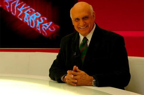 Lasier Martins deixou a televisão para disputar uma vaga no Senado