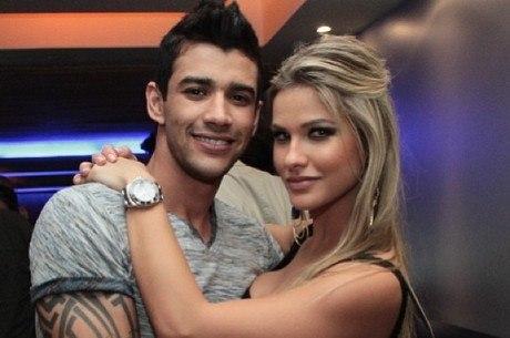 Andressa Suita e Gusttavo Lima estão noivos desde o Réveillon