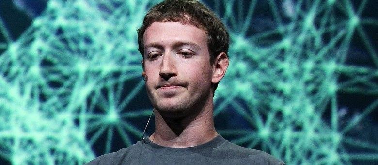 Mark Zuckerberg, de 29 anos, afirmou que o governo americano não deveria ser uma ameaça para a internet