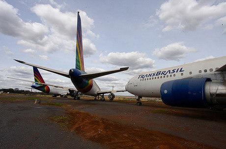 Lance mínimo para cada aeronave é de R$ 42 mil