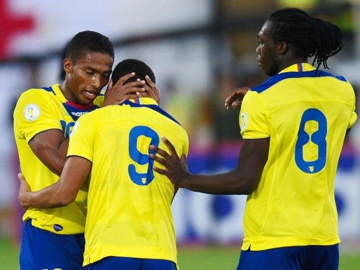 Equador escolhe Vitória como base para Copa do Mundo de 2014