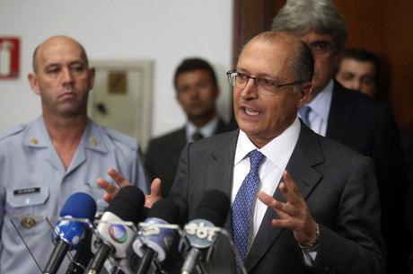 Alckmin falou sobre o pacote de medidas duas semanas após reunião com entidades representativas da categoria