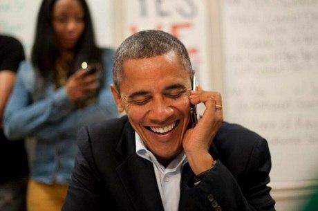 Obama ainda mantém seu BlackBerry
