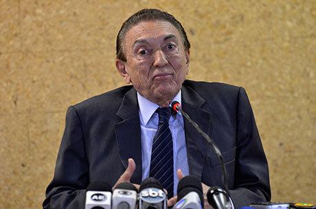 O ex-senador Edison Lobão (MDB)