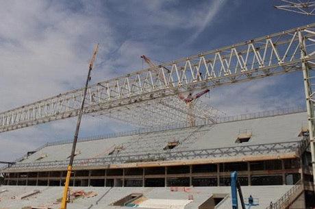 Arena Pantanal deve ser concluída até dezembro