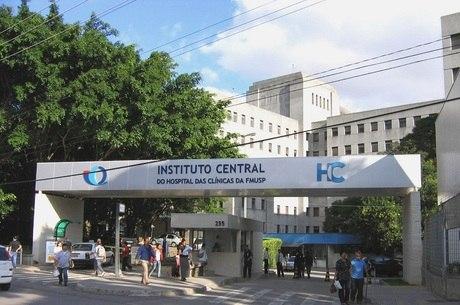 Principal prédio do HC receberá pacientes com covid-19