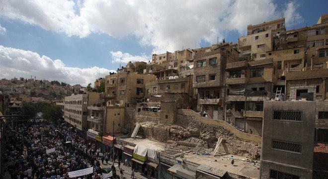 Os casos ocorreram em um restaurante nos arredores da capital da Jordânia, Amã