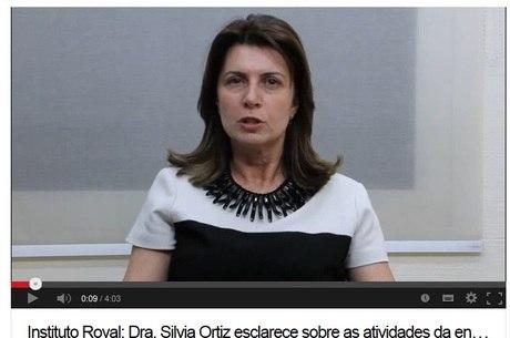 Silvia Ortiz negou que os animais fossem submetidos a testes de cosméticos