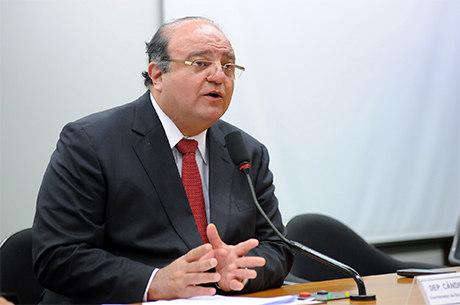 O ex-deputado Cândido Vaccarezza (ex-PT, atual Avante)