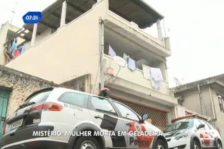Mulher foi morta e colocada dentro da própria geladeira na zona leste de São Paulo