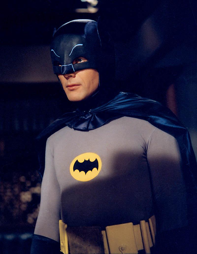 Morre Adam West, o eterno Batman dos anos 60