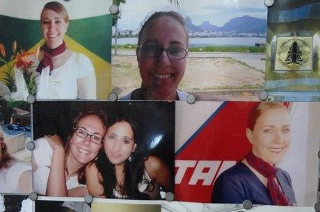 A comissária Madalena, que não trabalhava no dia do acidente, estava entre as 199 vítimas da tragédia