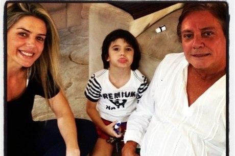 """Mari Alexandre diz que não vive da pensão de Fábio Jr.: """"Arco com as minhas  despesas"""" - Entretenimento - R7 Famosos e TV"""