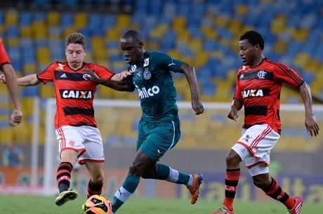 Resultado de imagem para Flamengo e Goiás empatam