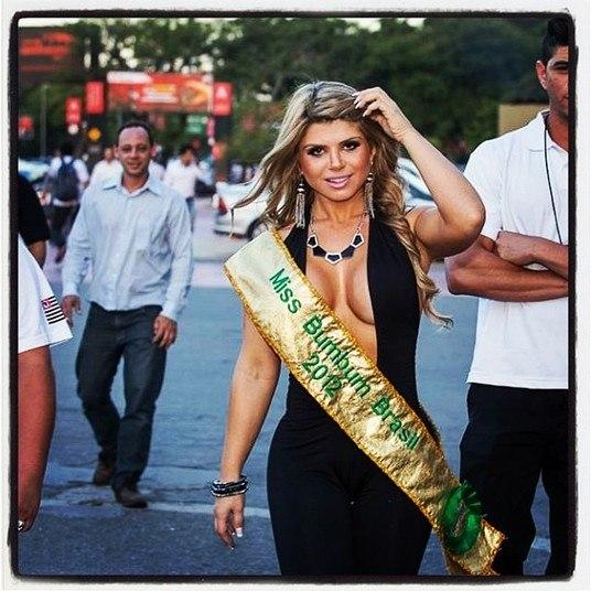"Miss bumbum Carine Felizardo critica Andressa Urach: ""Ela ... | 536 x 536 jpeg 73kB"