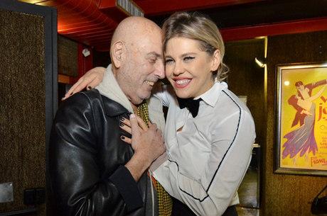 Barbara Paz e Hector Babenco se separaram
