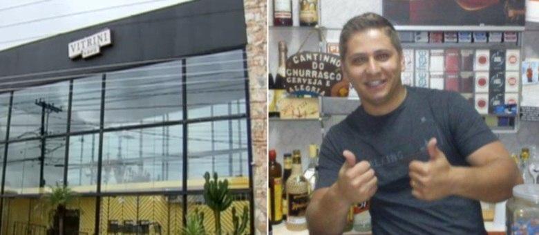 Ewerton Leandro de Castro Nogueira, de 25 anos, foi espancado até a morte e encontrado perto de casa noturna