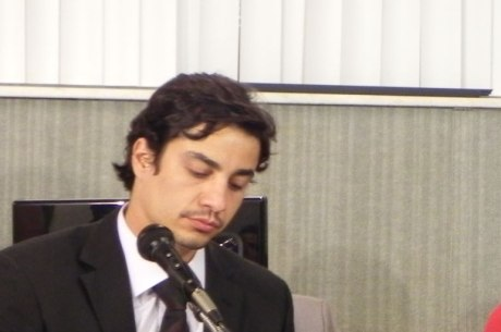 Helicóptero do deputado Gustavo Perrella foi apreendido com drogas