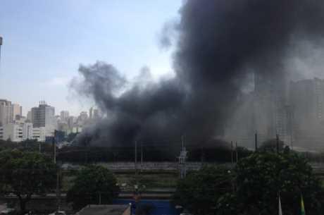 Problema no sistema elétrico pode ter provocado o incêndio