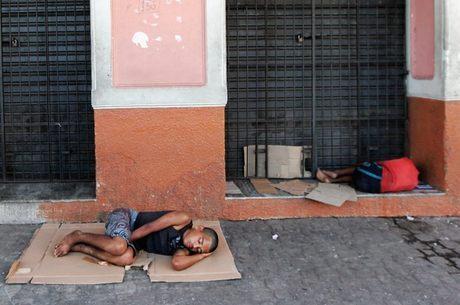 Atual desemprego atrapalha qualquer dados sócio-econômico