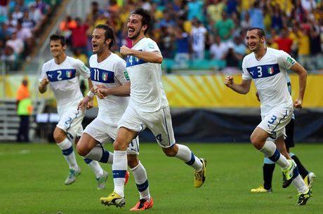 Itália busca o pentacampeonato na Copa do Mundo em 2014