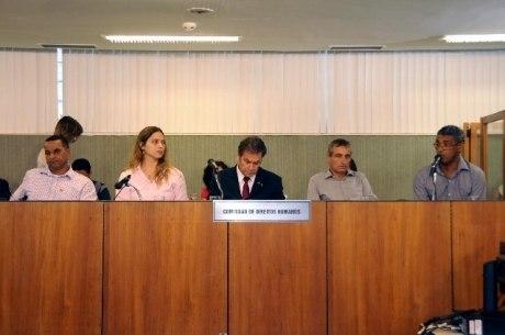 Reunião na comissão de Direitos Humanos discutiu violações à livre manifestação dos trabalhadores