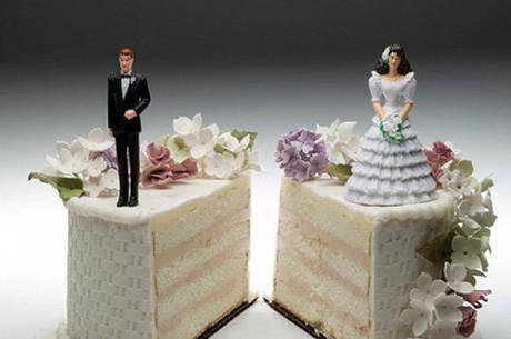 Por outro lado, cresceu o número de divórcios