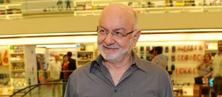 Silvio de Abreu é o diretor de dramaturgia da TV Globo