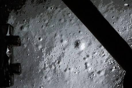 Os telescópios registraram o impacto de um meteorito pesando dez vezes mais