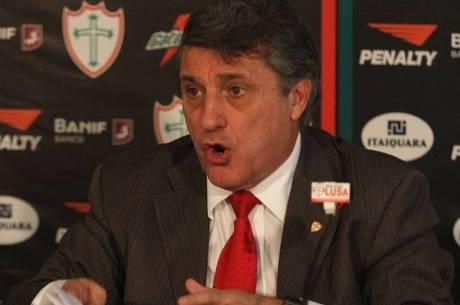 Manuel da Lupa está no fim do mandato à frente da Lusa