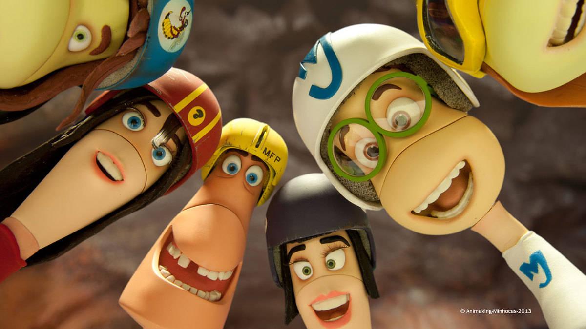"""Diretor de Minhocas fala sobre primeira animação em stop motion: """"É o  melhor que podíamos fazer"""" - Entretenimento - R7 Cinema e Séries"""