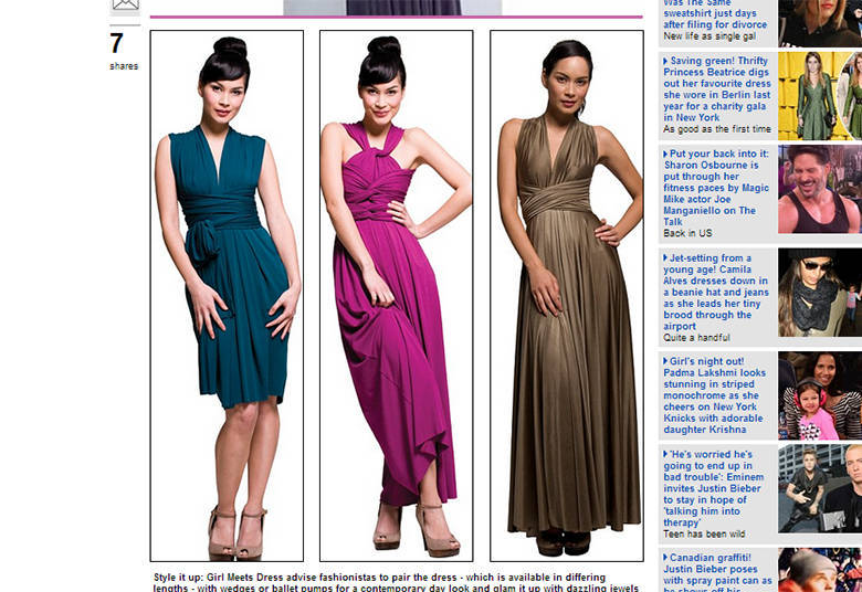 Sem dinheiro para os looks de fim de ano? Marca lança 50 vestidos em uma só peça