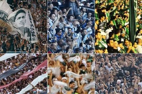 Qual clube é o mais querido entre os grandes do País?
