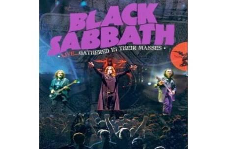 A reunião do Black Sabbath com Ozzy rendeu um DVD ao vivo