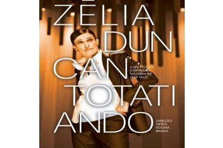 Zélia Duncan faz tributo ao compositor Luiz Tatit