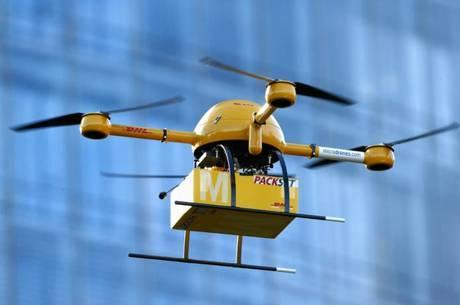 Recentemente, a loja virtual norte-americana Amazon veio a público para dizer que está desenvolvendo um drone próprio para entregas