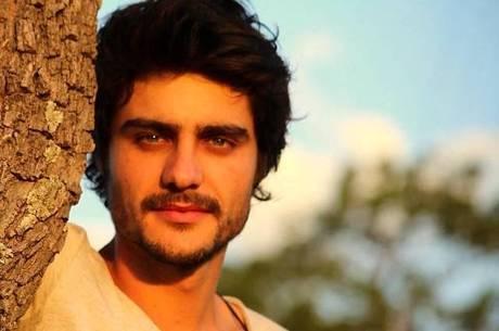 Guilherme Leicam foi visto na companhia de uma loira misteriosa
