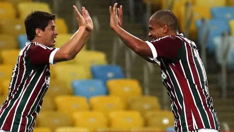 2014 - 3º - O Tricolor ficou em segundo lugar na classificação da Taça Guanabara e na fase final acabou eliminado pelo Vasco na semi.
