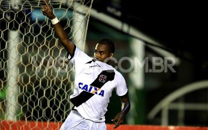2014 – Edmílson (Vasco): 11 gols