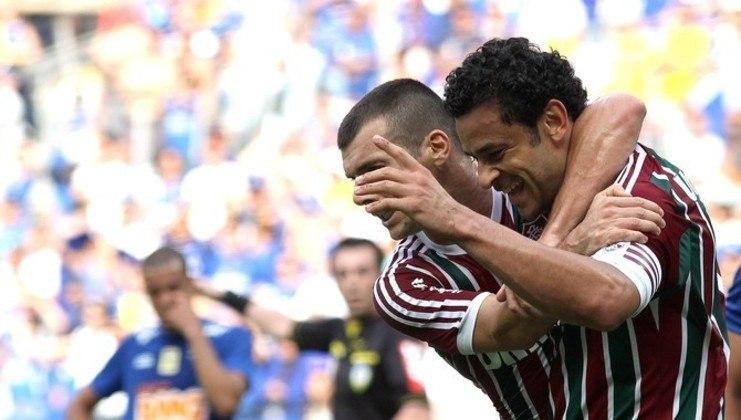 2014 - Fred - Fluminense - 18 gols