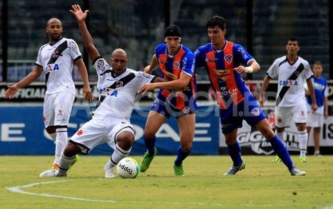 2014 - Reginaldo (Vasco 1x1 Boavista - Carioca).