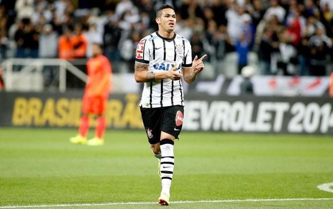 2014 - Vice-artilheiro: Luciano - 13 gols