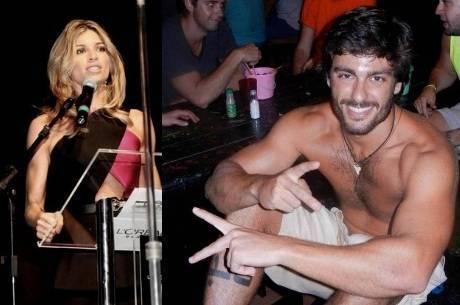Assessoria nega que Grazi esteja namorando empresário carioca