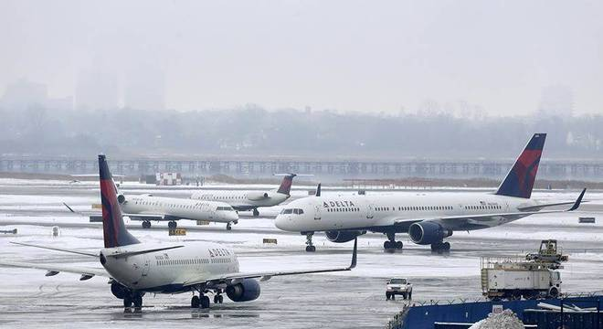 Passageiros que chegarem a Nova York vindos de Wuhan serão examinados