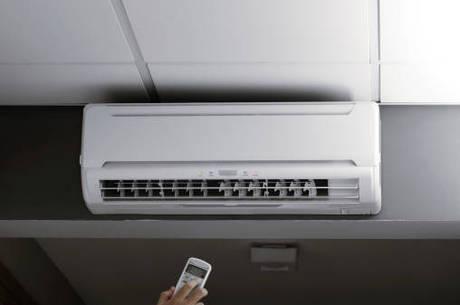 Uso do ar-condicionado alterou padrão de consumo de energia