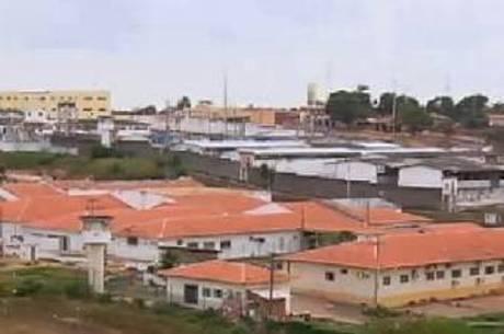O Complexo de Pedrinhas, maior presídio do Maranhão