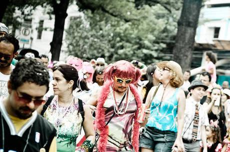 Carnaval de BH deve levar um milhão de pessoas para as ruas