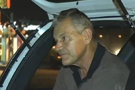 Homem foi preso em flagrante após matar o pedestre